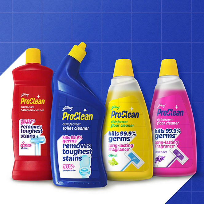 GCPL launches ProClean, forays into home cleaning products category