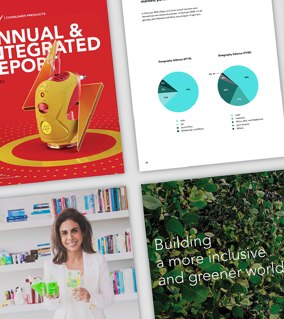 Our Annual and Integrated Report 2019-20